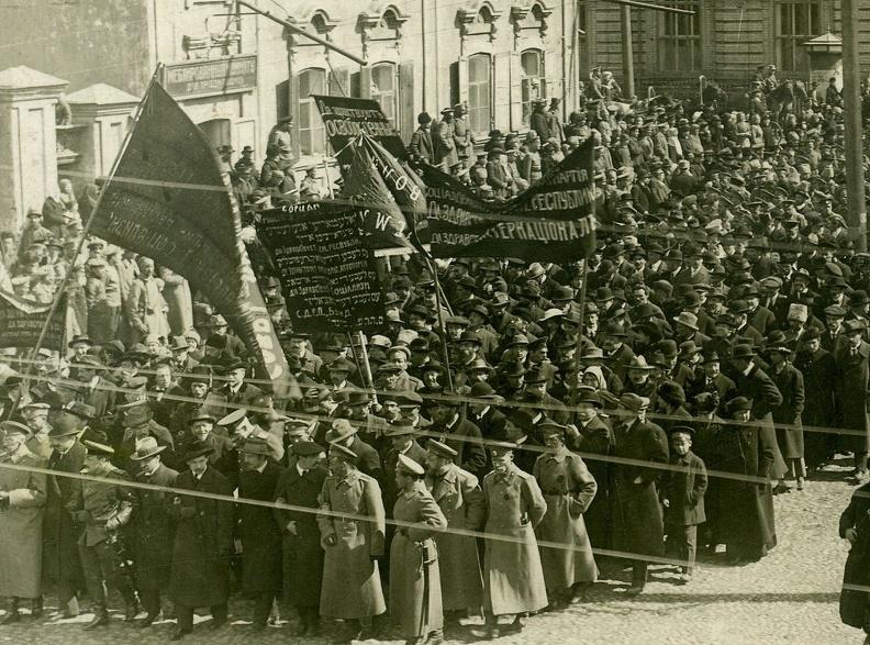 Хроника революционных событий в Иркутской губернии (Часть 1 - март 1917 )