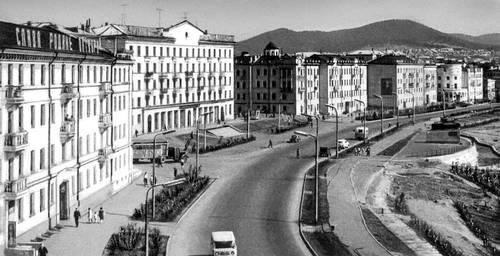 улан-удэ старые фото города