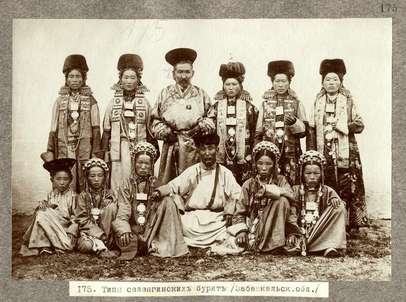 Взаимодействие населения юго-западного Забайкалья в начале XX века