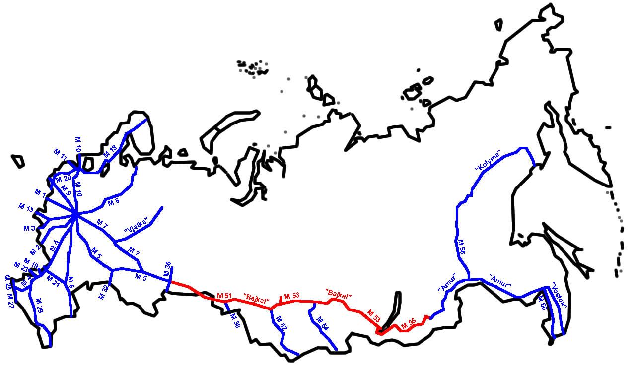 красноярск-ангарск схема автодороги