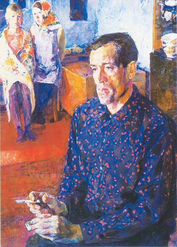 Скончался художник юрии гимов член союза художников россии