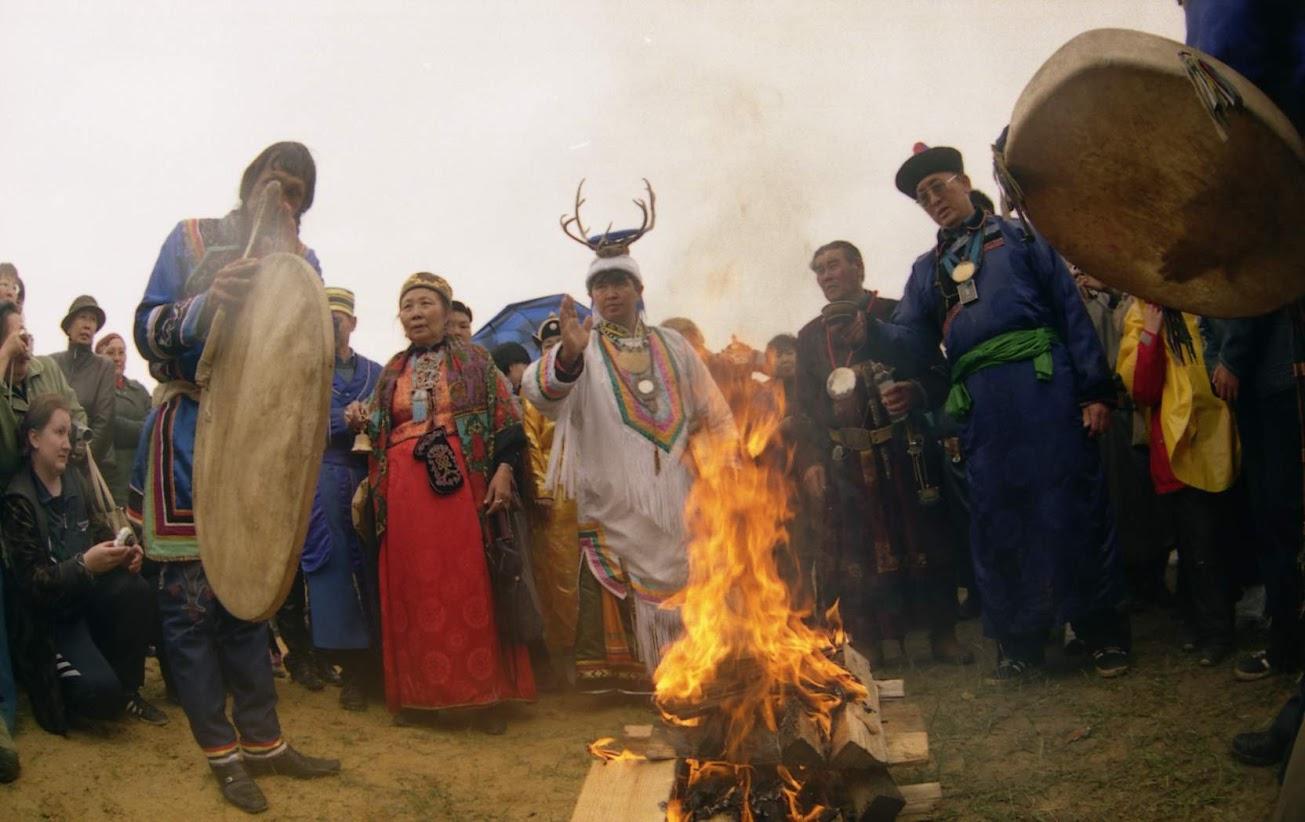 Шаманские магические обряды