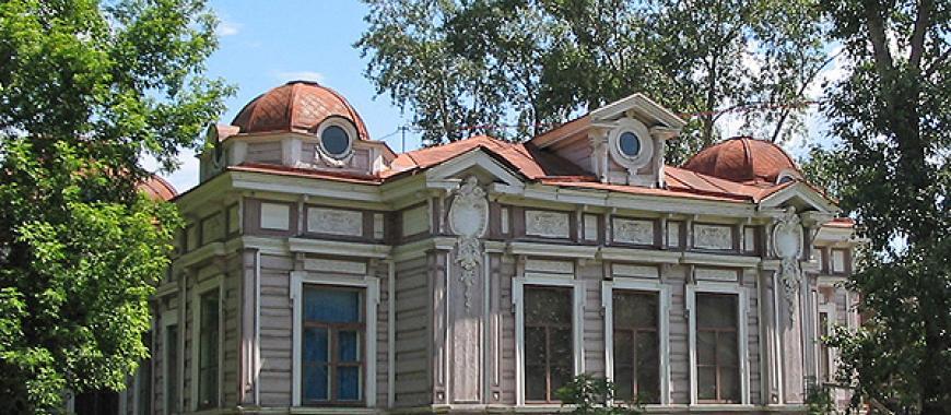 Здание, в котором размещается Дом актера, построено по проекту архитектора А.И. Кузнецова в 1886