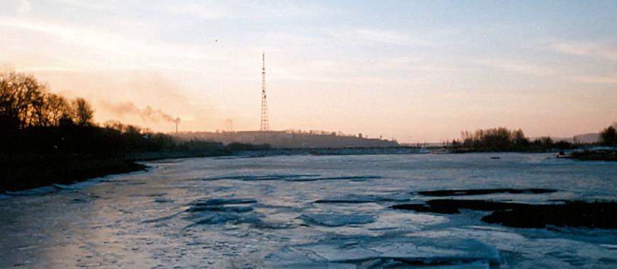 Иркутск. 1990