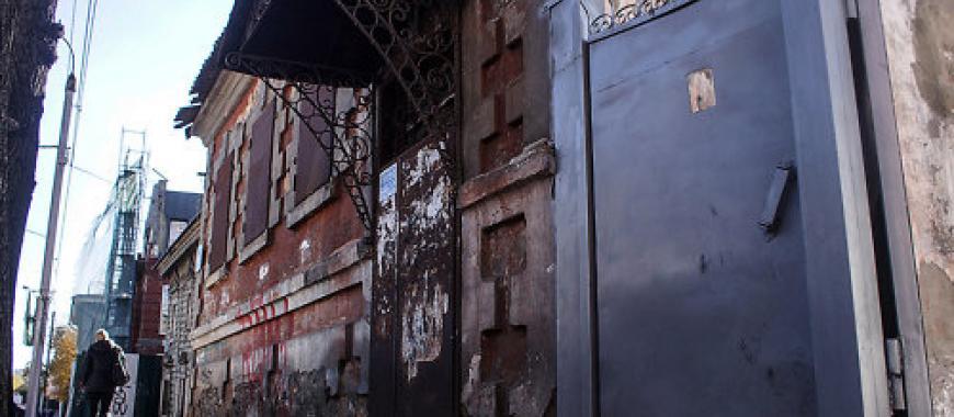 Иркутск, дом Полякова. Фото Яны Ушаковой, сайт ircity.ru