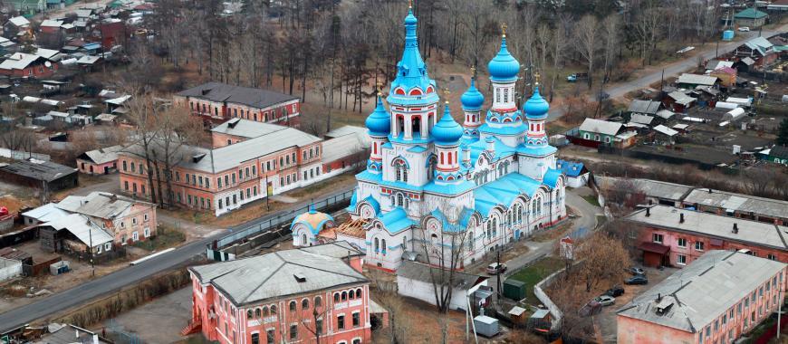 Монастырь святого Равноапостольного Князя Владимира