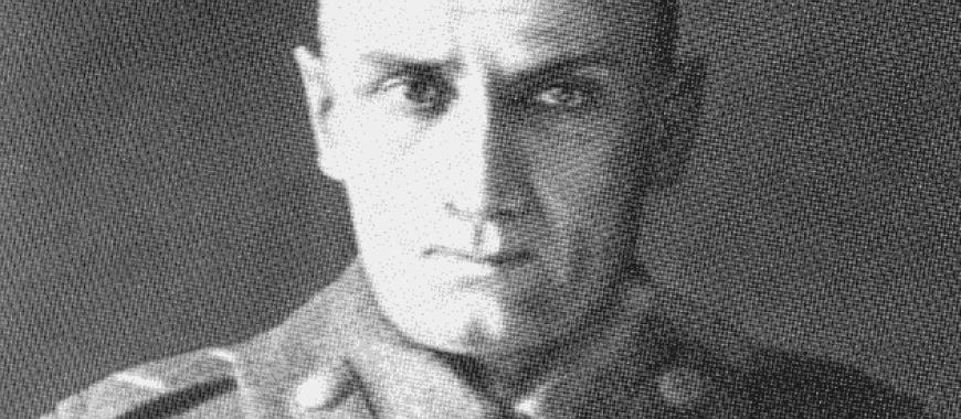 Последнее прижизненное фото А.В. Колчака