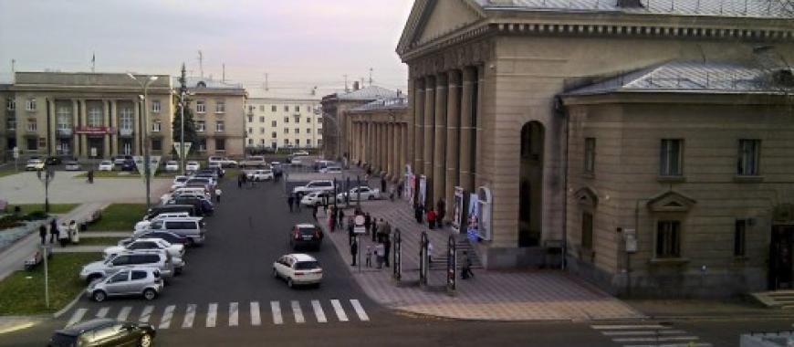 Ангарск. Дворец культуры нефтехимиков