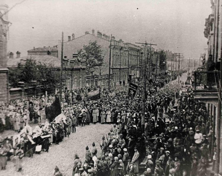 Похороны Каландаришвили в Иркутске