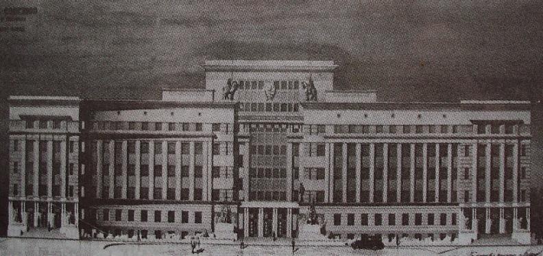 Проект Дома Советов