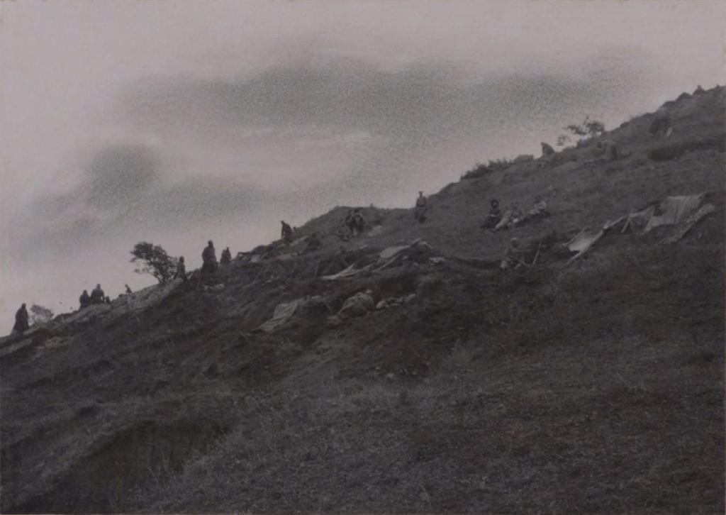 Позиция Иркутского полка