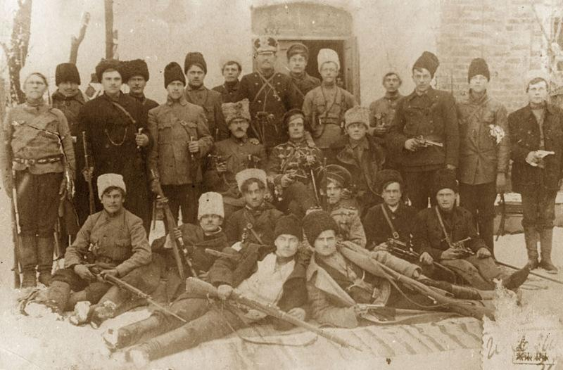 Отряд Каландаришвили