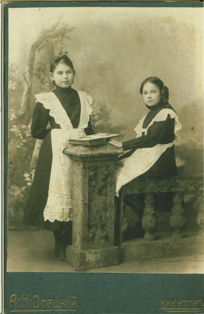 Ателье владельца фотографического заведения А. Н. Осецкого находилось на 1-й Солдатской в доме 4.