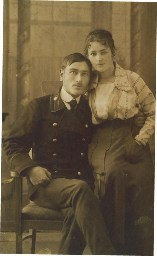 Александр и Дарья Колобовы