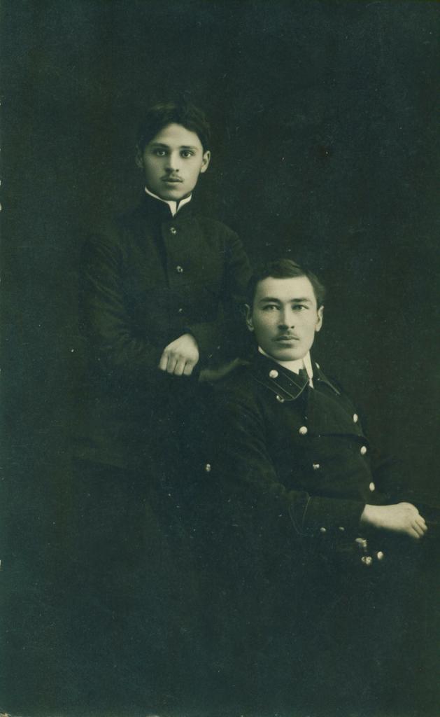 Петр Изюмов 24.09 1924