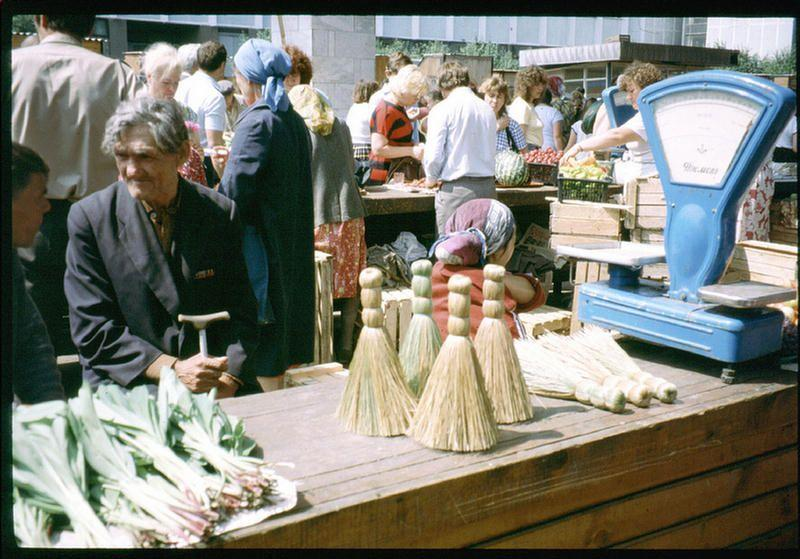На иркутском рынке