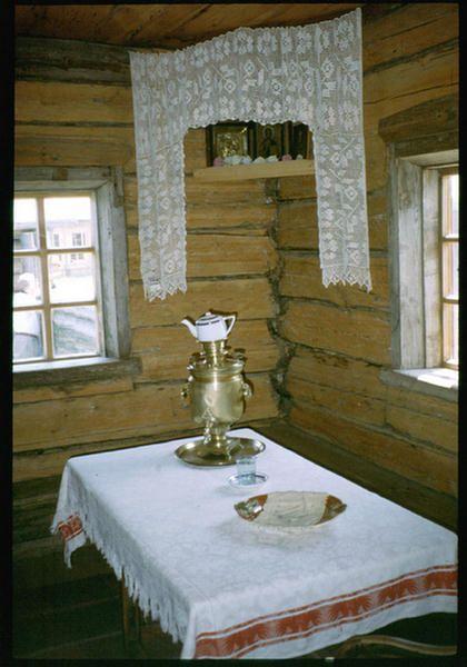 Музей деревянного зодчества под Иркутском