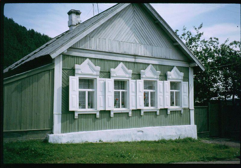 Село Николы на Байкале