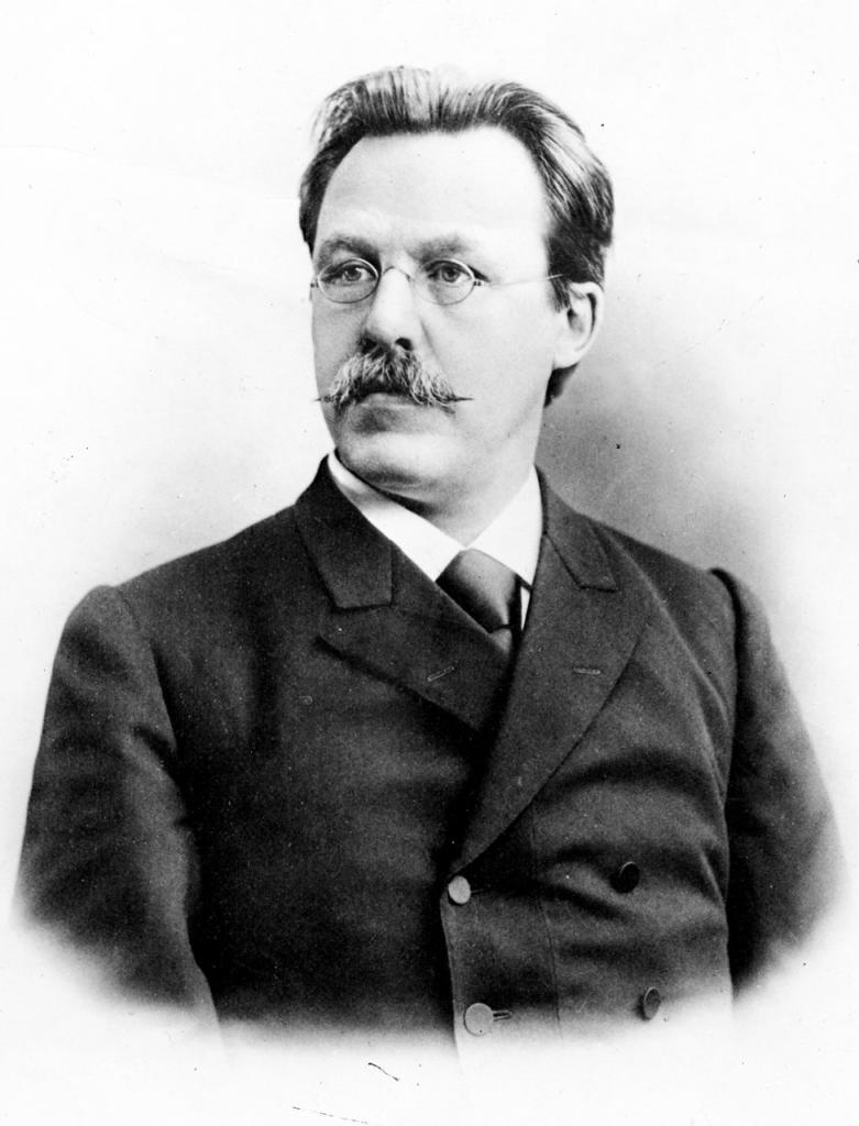 Городской голова Владимир Платонович Сукачев (1849-1919)