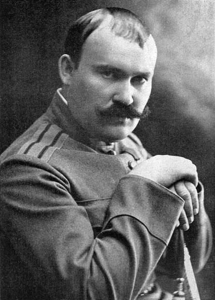 Григорий Михайлович Семёнов