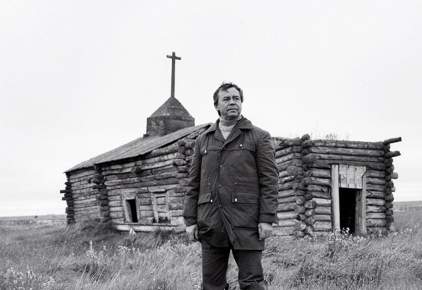 Часовня на Индигирке (единственная за полярным кругом) Валентин Григорьевич Распутин, 1985 год