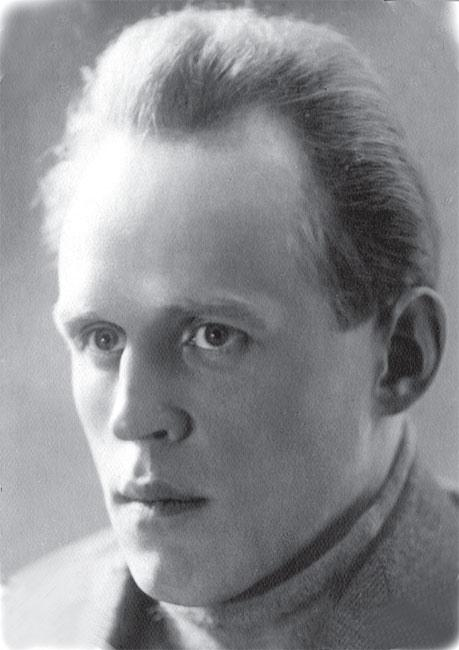 И. И. Молчанов-Сибирский