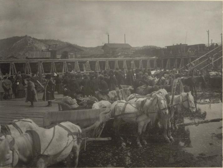 Переправа через Байкал