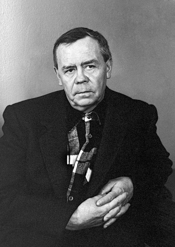 Валентин Распутин. 70 лет.