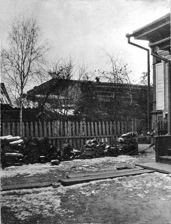 Предположительно Иркутск, 1905 г. Стереоснимок. Из запасников иркутского антикварного магазина С.А. Снарского