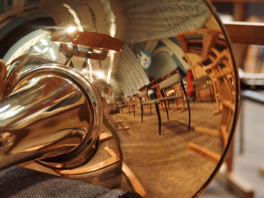 В храм музыки сквозь медные трубы
