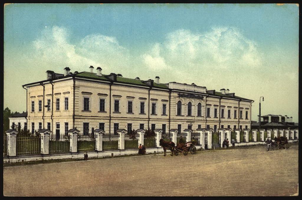 Ивано-Матрёнинская детская больница.