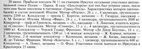 О чем писали иркутские газеты