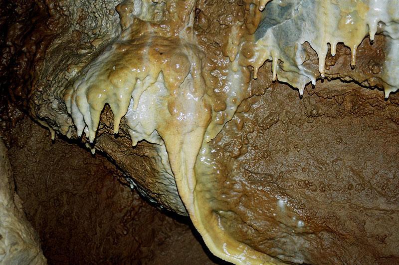 Пещеры Прибайкалья - Аргаракан