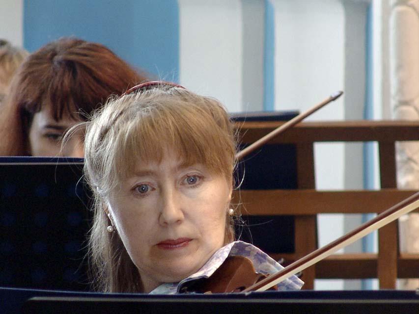 Точный звук (Марина Беляева)