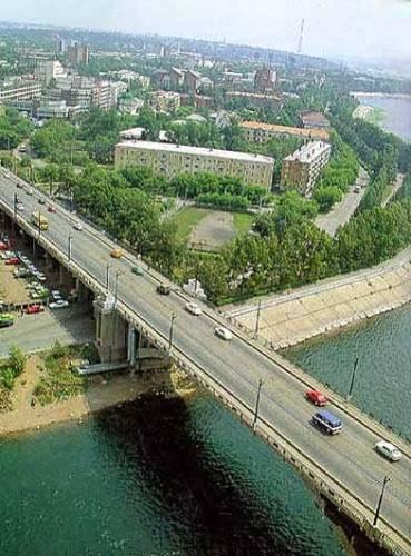 Старый (Глазковский) мост