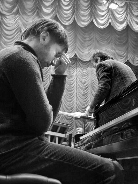 Концерт для одной руки (Константин Сероватов, исполняя Равеля)