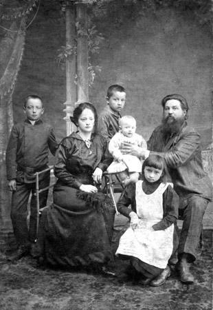 г.Бодайбо. 22 мая 1917 г. Из коллекции БАБР.RU