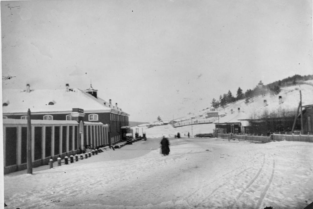 Александровский централ под Иркутском