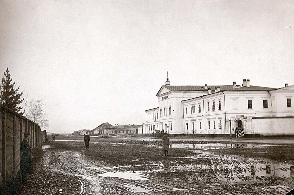 Тюрьма в Иркутске