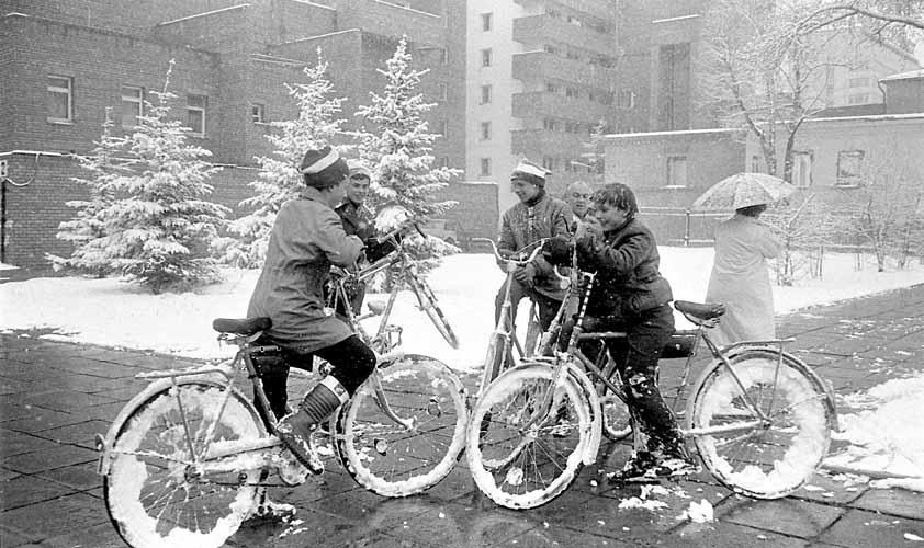 Сюрприз погоды. Иркутск 1986 год