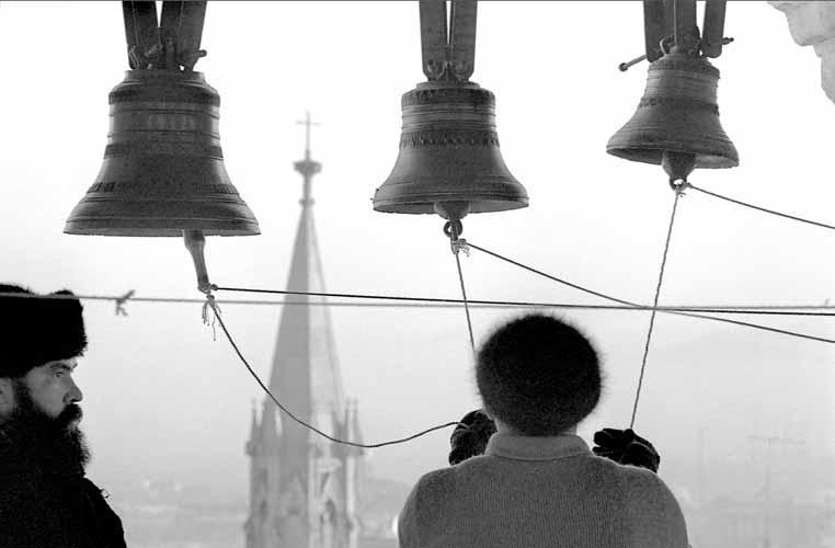Колокола. Иркутск, 1989 год
