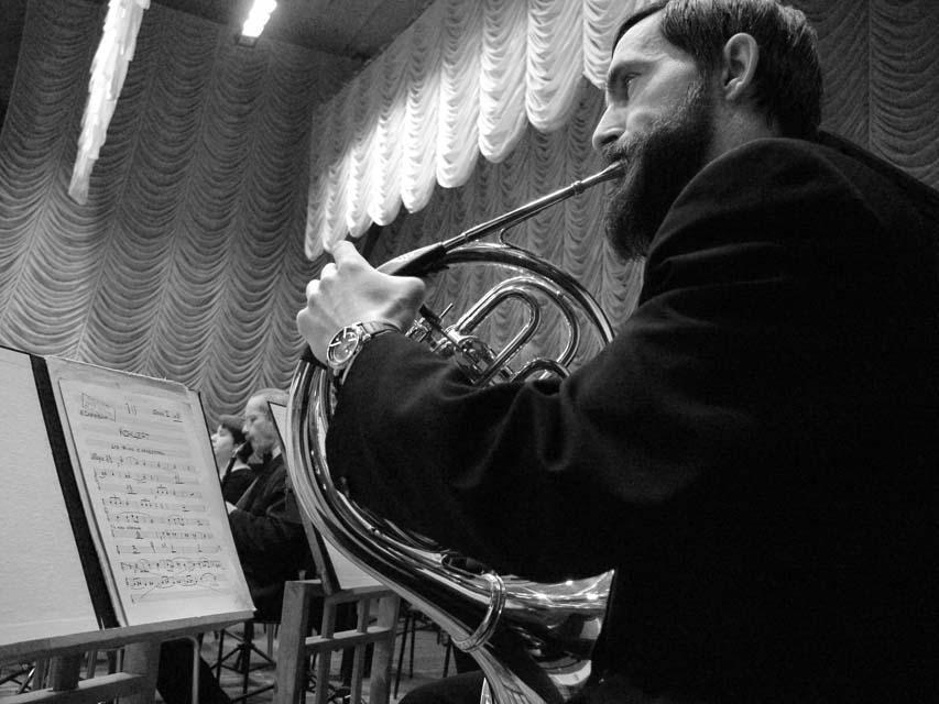 Короткое соло валторны (Андрей Карпов)