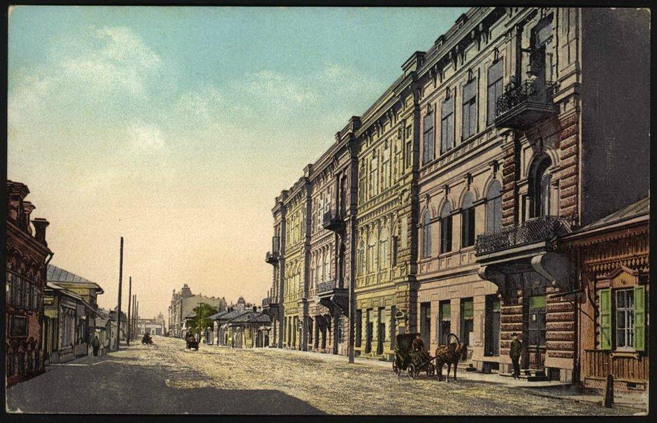 6-я Солдатская улица. Дом Замятина.