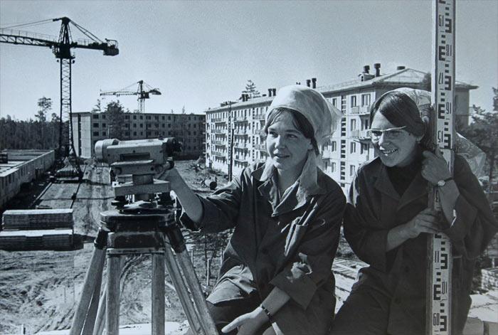 История Саянска. «Здесь будет Новый город» (Саянск), начало 70-х г.г. 20 в.