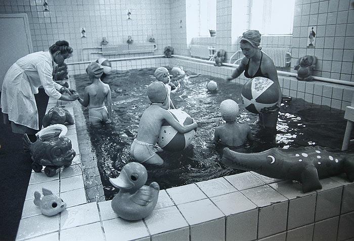 «Дети – будущее Нового города», детский сад в Саянске, 1981 год.