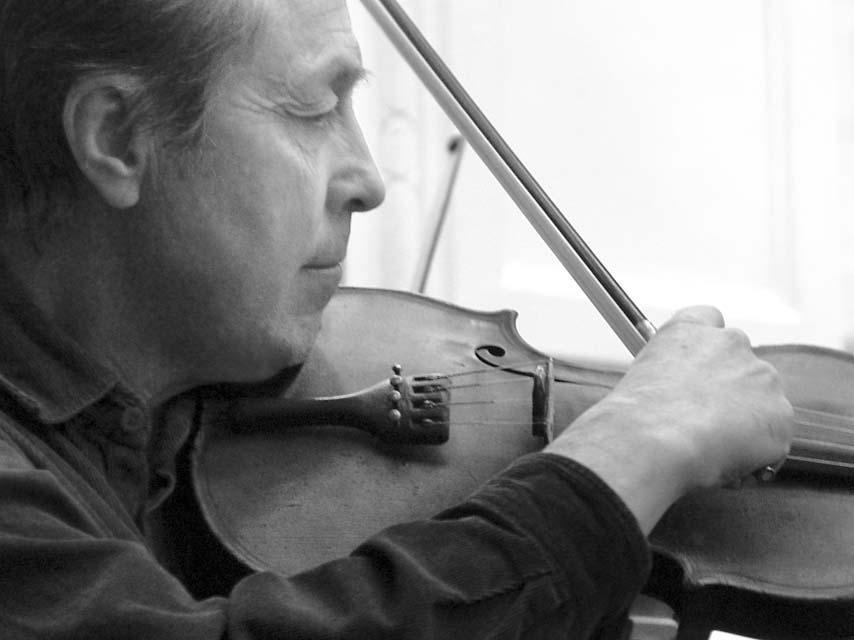 Первая скрипка (Юрий Кузьмин)
