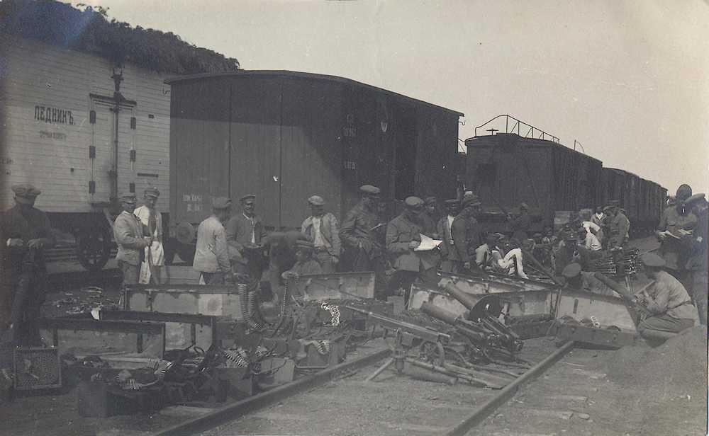 Станция Батарейная