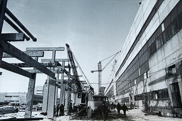 «Большая химия в Сибири», 1974-1975г.г.