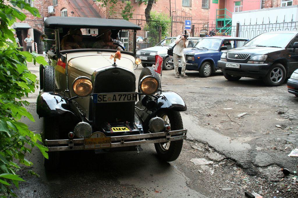 Форд А 1930 года