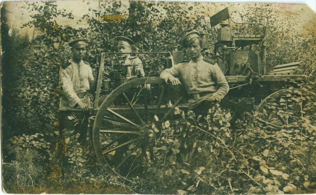 1912. 5-й сибирский саперный батальон